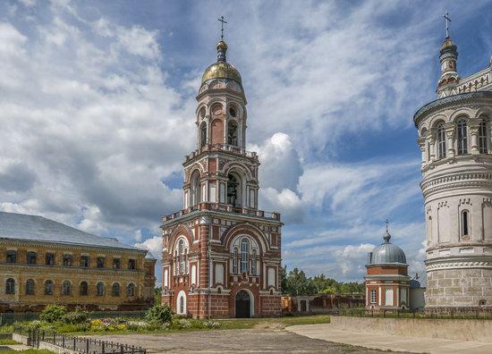 Kazan Convent in Vyshny Volochyok, Russia, photo 6