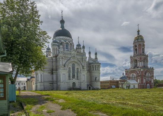 Kazan Convent in Vyshny Volochyok, Russia, photo 7