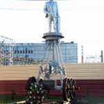 Lenin on Wheels – a Unique Roll Monument in Moscow