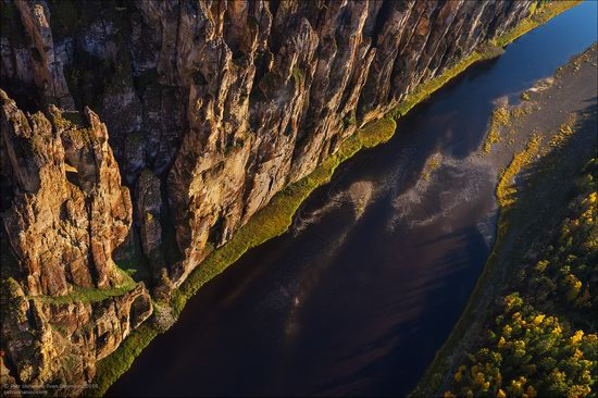 Picturesque Castles of the Sinyaya River in Yakutia, Russia, photo 14
