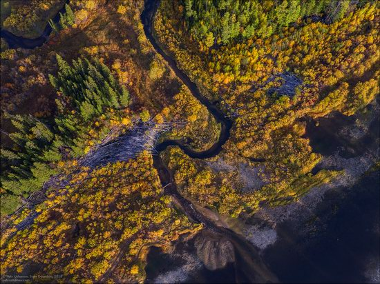 Picturesque Castles of the Sinyaya River in Yakutia, Russia, photo 2