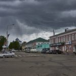 Walking around the town-museum of Uglich