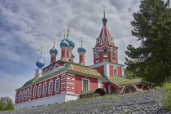 Uglich town-museum, Russia, photo 10
