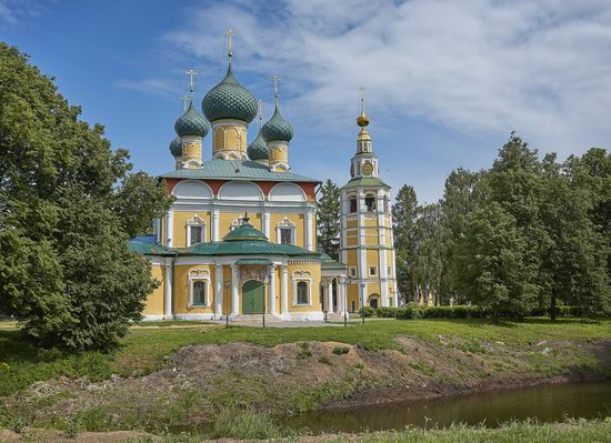 Uglich town-museum, Russia, photo 6