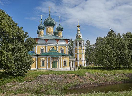 Uglich town-museum, Russia, photo 6