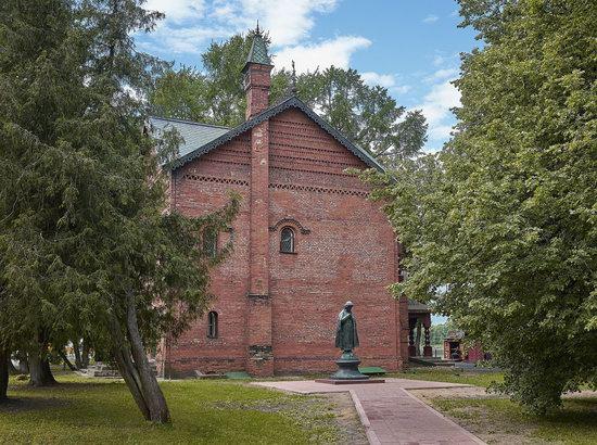 Uglich town-museum, Russia, photo 7