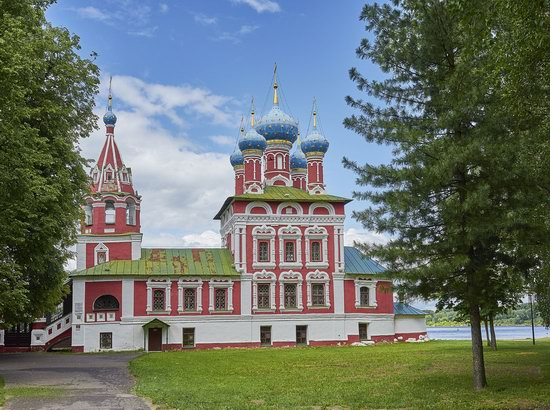Uglich town-museum, Russia, photo 9