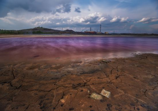 Colors of the dead world of Karabash, Russia, photo 4