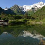 Beauty of Mountainous Digoria in North Ossetia