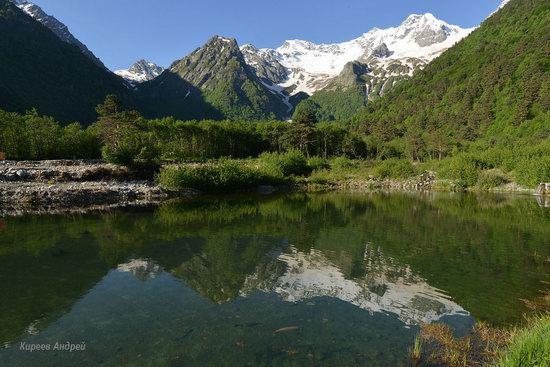 Mountainous Digoria, North Ossetia, Russia, photo 1