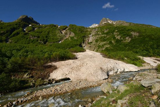 Mountainous Digoria, North Ossetia, Russia, photo 10