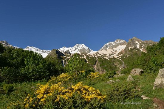 Mountainous Digoria, North Ossetia, Russia, photo 11