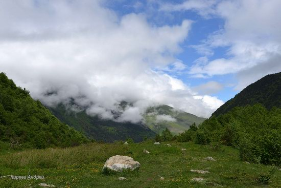 Mountainous Digoria, North Ossetia, Russia, photo 15