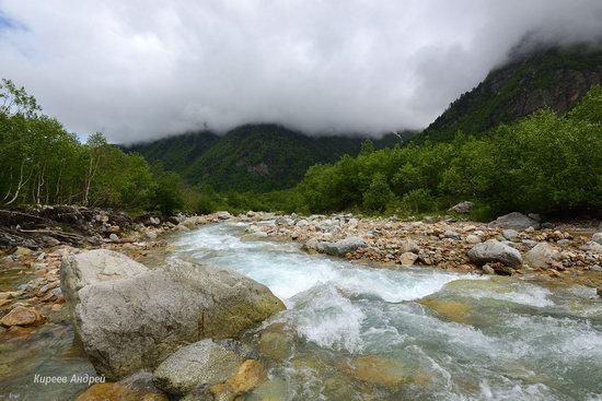 Mountainous Digoria, North Ossetia, Russia, photo 17