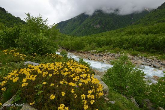 Mountainous Digoria, North Ossetia, Russia, photo 18