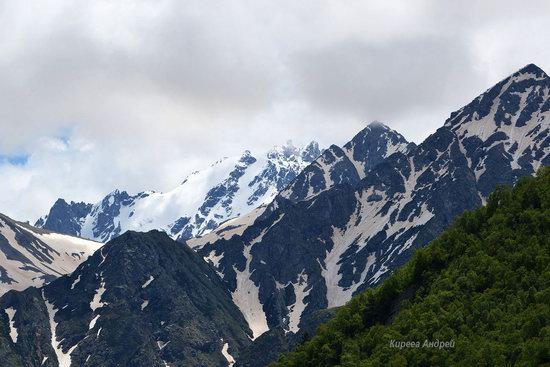 Mountainous Digoria, North Ossetia, Russia, photo 3