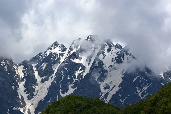 Mountainous Digoria, North Ossetia, Russia, photo 4