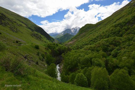 Mountainous Digoria, North Ossetia, Russia, photo 6