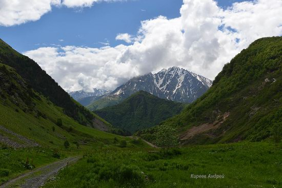 Mountainous Digoria, North Ossetia, Russia, photo 7