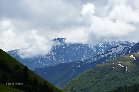 Mountainous Digoria, North Ossetia, Russia, photo 8