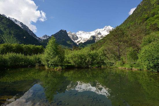 Mountainous Digoria, North Ossetia, Russia, photo 9