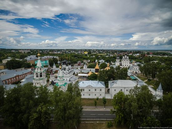 Holy Trinity Convent in Murom, Russia, photo 2