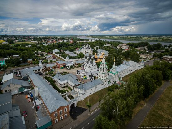 Holy Trinity Convent in Murom, Russia, photo 3