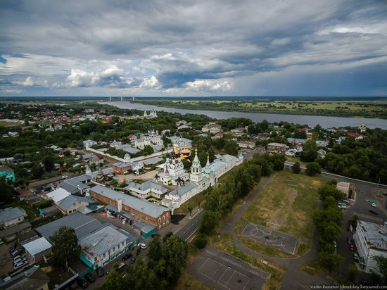 Holy Trinity Convent in Murom, Russia, photo 4