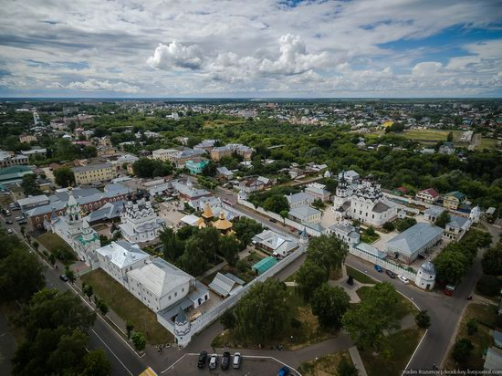 Holy Trinity Convent in Murom, Russia, photo 5