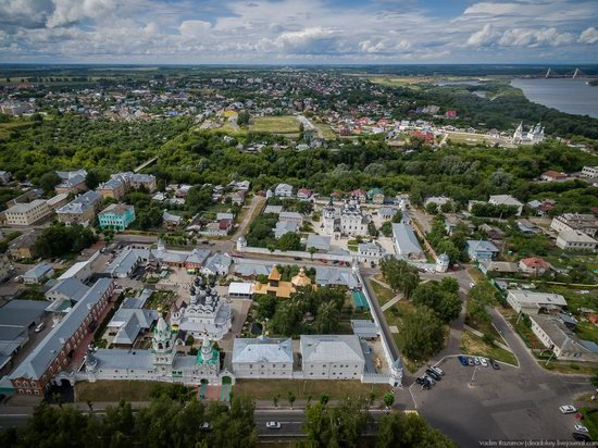 Holy Trinity Convent in Murom, Russia, photo 6