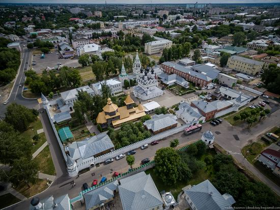 Holy Trinity Convent in Murom, Russia, photo 8