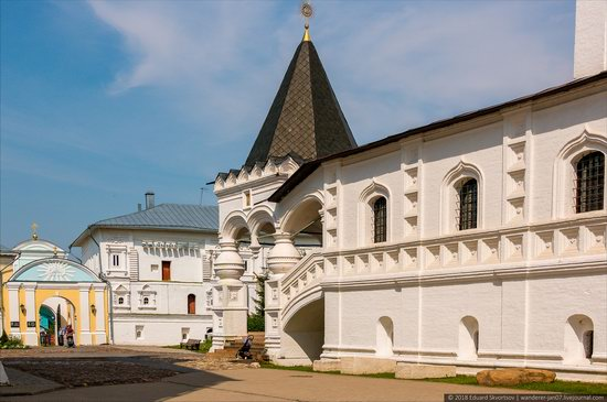Ipatiev Monastery in Kostroma, Russia, photo 10