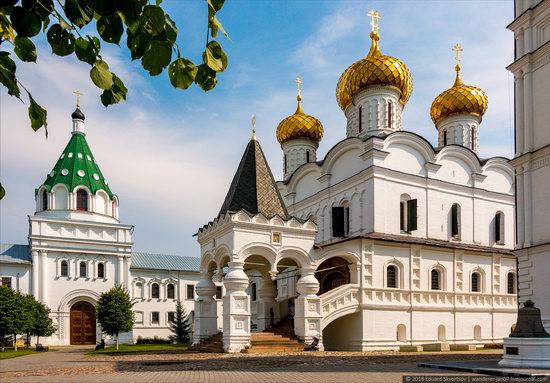Ipatiev Monastery in Kostroma, Russia, photo 11