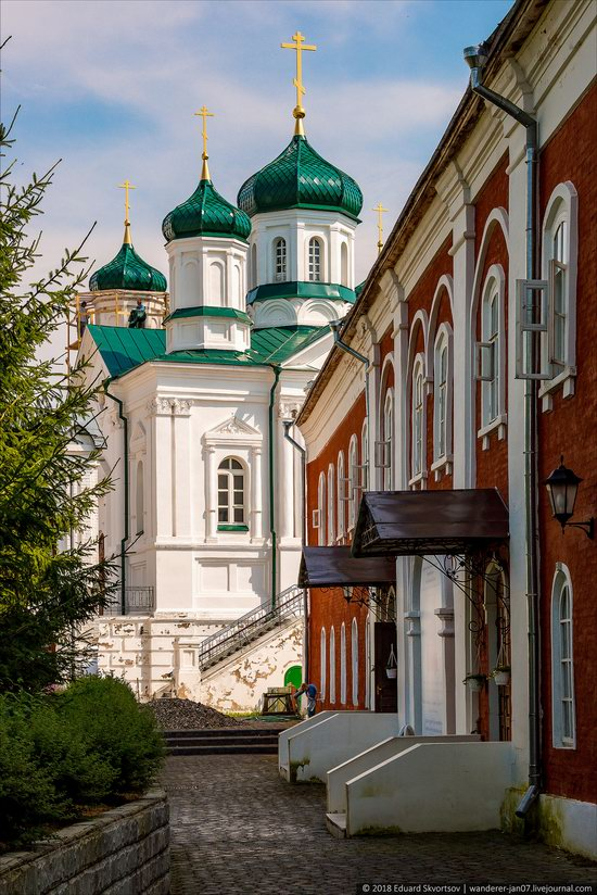 Ipatiev Monastery in Kostroma, Russia, photo 17