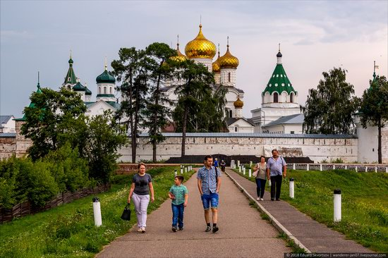 Ipatiev Monastery in Kostroma, Russia, photo 19