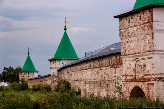 Ipatiev Monastery in Kostroma, Russia, photo 20