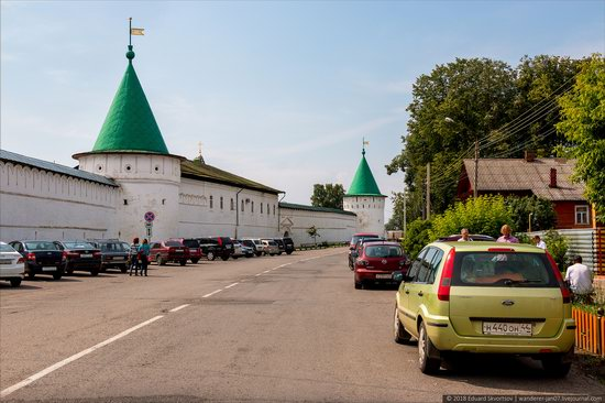 Ipatiev Monastery in Kostroma, Russia, photo 22