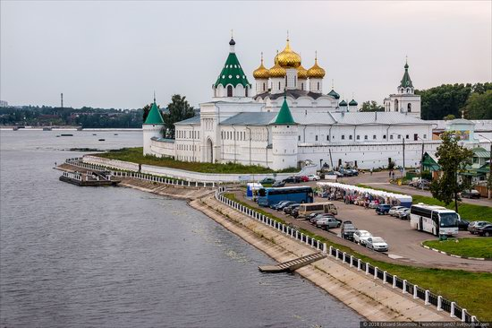 Ipatiev Monastery in Kostroma, Russia, photo 4