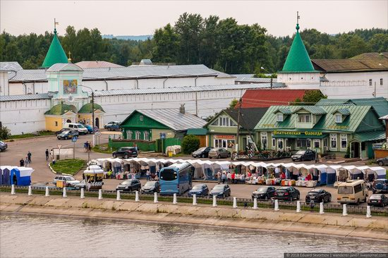 Ipatiev Monastery in Kostroma, Russia, photo 6