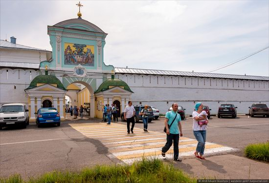Ipatiev Monastery in Kostroma, Russia, photo 7