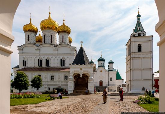 Ipatiev Monastery in Kostroma, Russia, photo 8