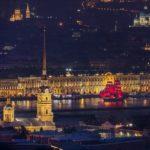 Scarlet Sails 2018 in St. Petersburg