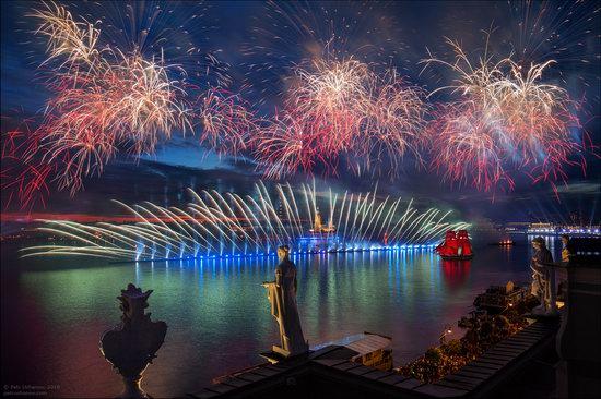 Scarlet Sails 2018, St. Petersburg, Russia, photo 13