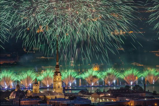 Scarlet Sails 2018, St. Petersburg, Russia, photo 14