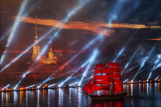 Scarlet Sails 2018, St. Petersburg, Russia, photo 16