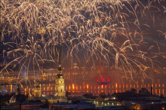 Scarlet Sails 2018, St. Petersburg, Russia, photo 19