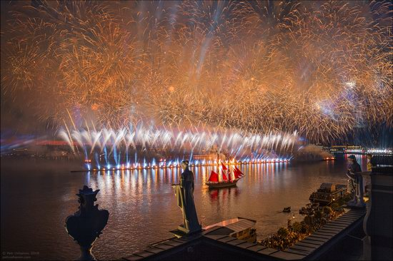 Scarlet Sails 2018, St. Petersburg, Russia, photo 21