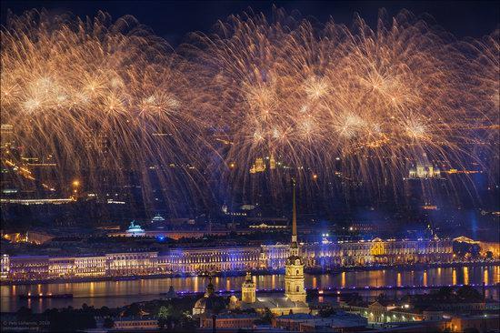 Scarlet Sails 2018, St. Petersburg, Russia, photo 4