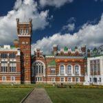 Bizarre Sheremetev Castle in Yurino