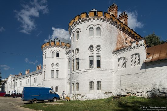 Sheremetev Castle in Yurino, Mari El Republic, Russia, photo 10